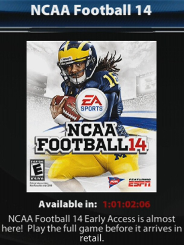 NCAA Football 14 Screenshot #231 for Xbox 360