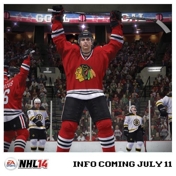 NHL 14 Screenshot #50 for Xbox 360