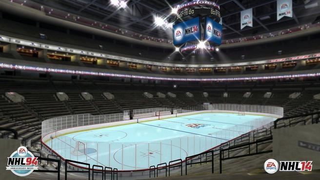 NHL 14 Screenshot #21 for PS3