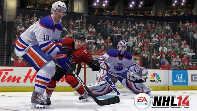 NHL 14 Screenshot #59 for Xbox 360