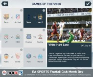 FIFA Soccer 14 screenshot #6 for iOS - Click to view