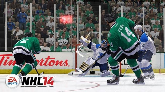 NHL 14 Screenshot #64 for Xbox 360