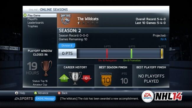 NHL 14 Screenshot #94 for Xbox 360