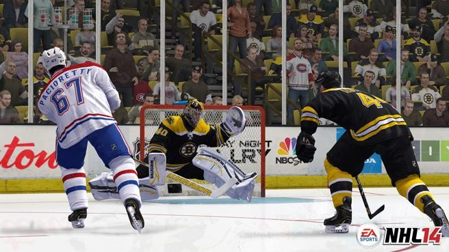 NHL 14 Screenshot #96 for Xbox 360