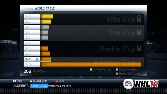 NHL 14 Screenshot #101 for Xbox 360