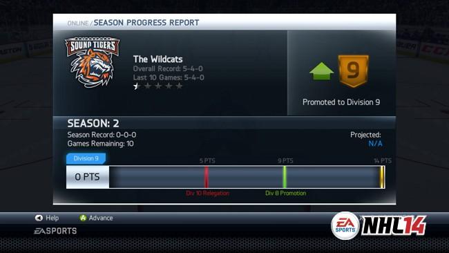 NHL 14 Screenshot #68 for PS3