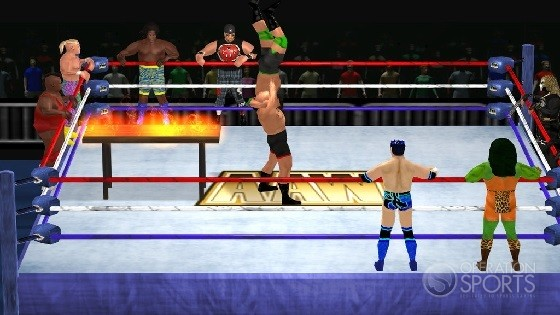 Action Arcade Wrestling 2  Screenshot #1 for Xbox 360