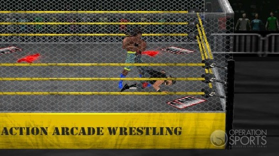 Action Arcade Wrestling 2  Screenshot #2 for Xbox 360