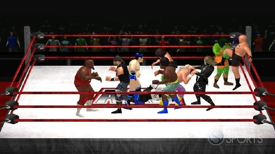 Action Arcade Wrestling 2  Screenshot #3 for Xbox 360