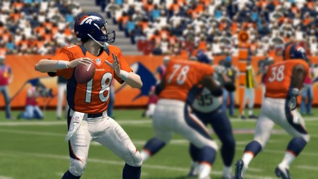 Madden  NFL 25 Screenshot #258 for Xbox 360