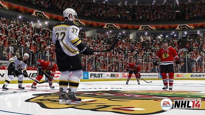 NHL 14 Screenshot #122 for Xbox 360