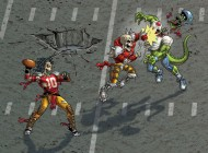 Mutant Football League screenshot #2 for Android, iOS - Click to view
