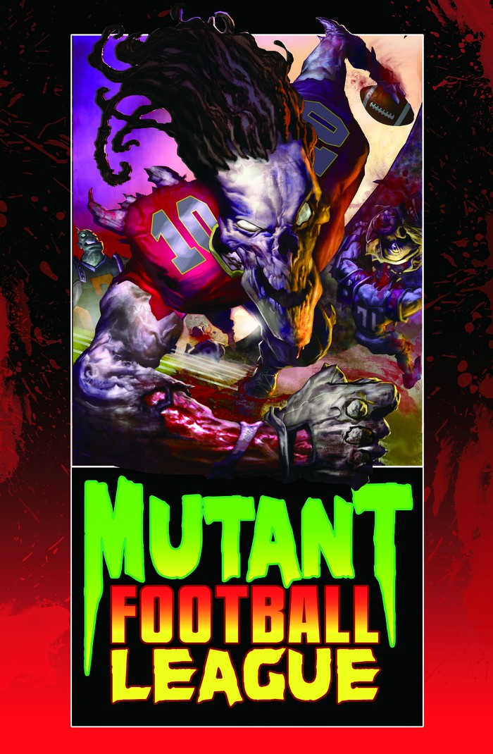 Mutant Football League Screenshot #4 for Android, iOS