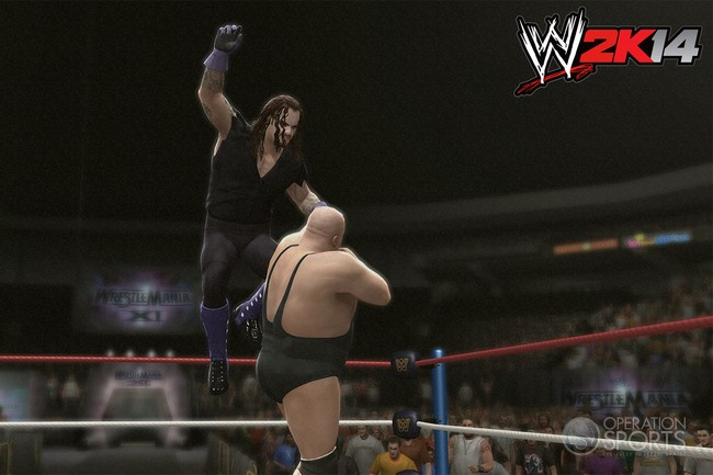 WWE 2K14 Screenshot #40 for PS3
