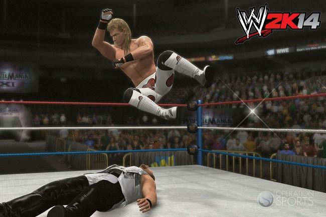 WWE 2K14 Screenshot #41 for PS3