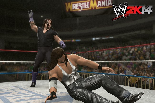 WWE 2K14 Screenshot #64 for Xbox 360