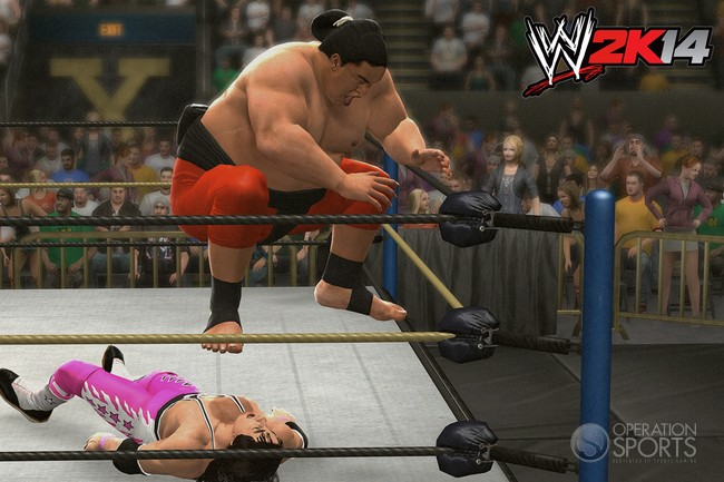 WWE 2K14 Screenshot #65 for Xbox 360