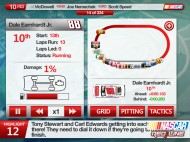 NASCAR: Redline screenshot #1 for iOS - Click to view