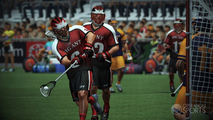 Lacrosse 14 Screenshot #1 for Xbox 360, PS3, PC