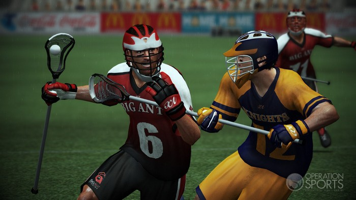 Lacrosse 14 Screenshot #2 for Xbox 360, PS3, PC