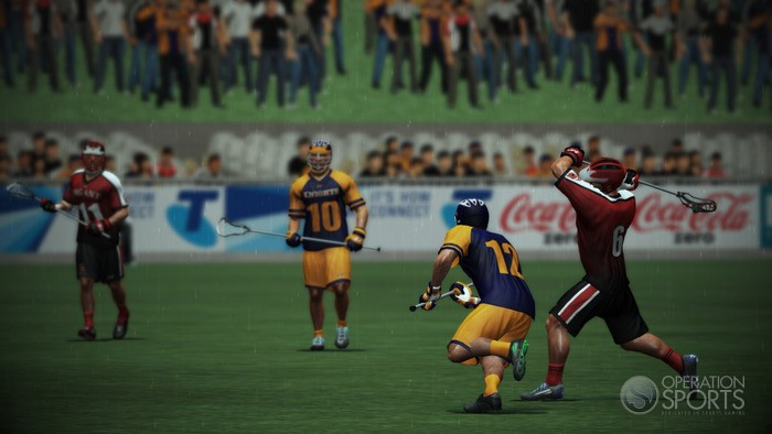 Lacrosse 14 Screenshot #3 for Xbox 360, PS3, PC