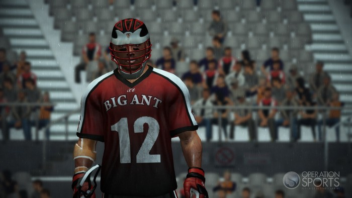 Lacrosse 14 Screenshot #4 for Xbox 360, PS3, PC
