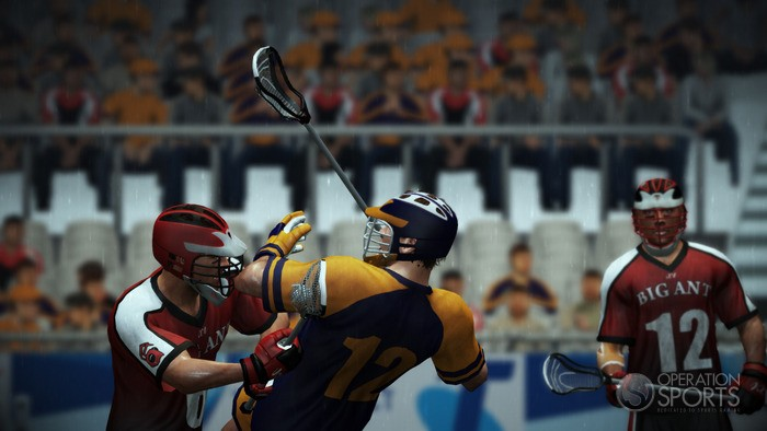 Lacrosse 14 Screenshot #5 for Xbox 360, PS3, PC