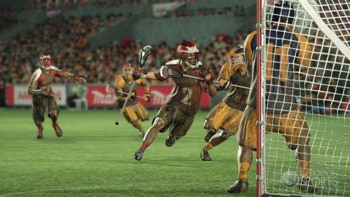 Lacrosse 14 Screenshot #7 for Xbox 360, PS3, PC