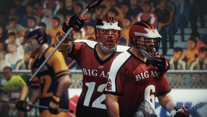 Lacrosse 14 Screenshot #9 for Xbox 360, PS3, PC