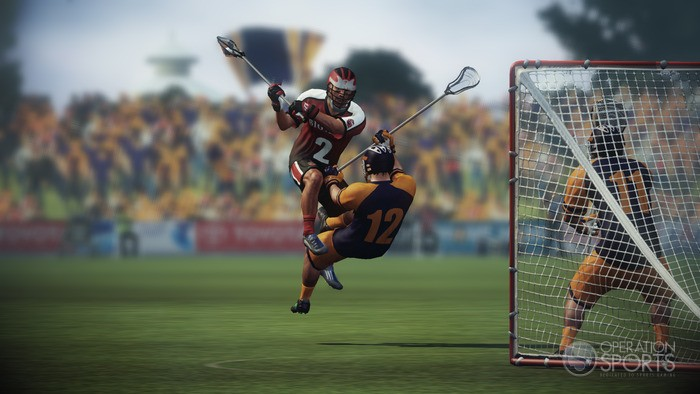 Lacrosse 14 Screenshot #11 for Xbox 360, PS3, PC