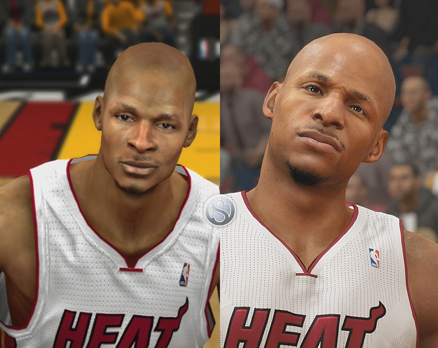 NBA 2K14 Screenshot Comparison - Durant, Ray Allen & Kobe ...