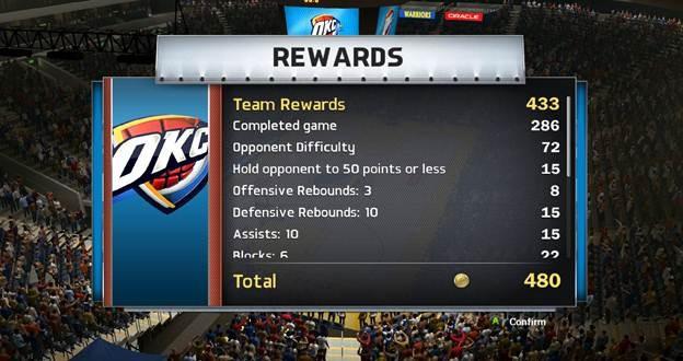 NBA Live 14 Screenshot #53 for Xbox One