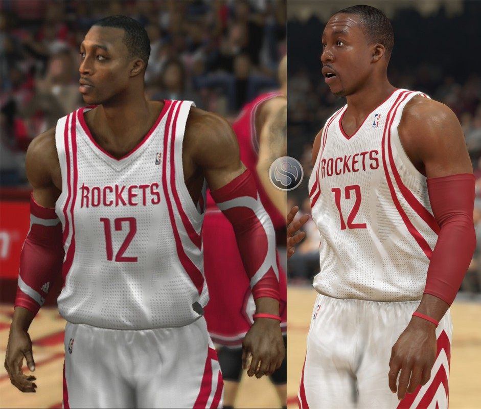 82acce55fa6 NBA 2K14 Screenshot Comparison - Derrick Rose