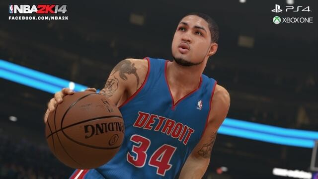 NBA 2K14 Screenshot #60 for Xbox One