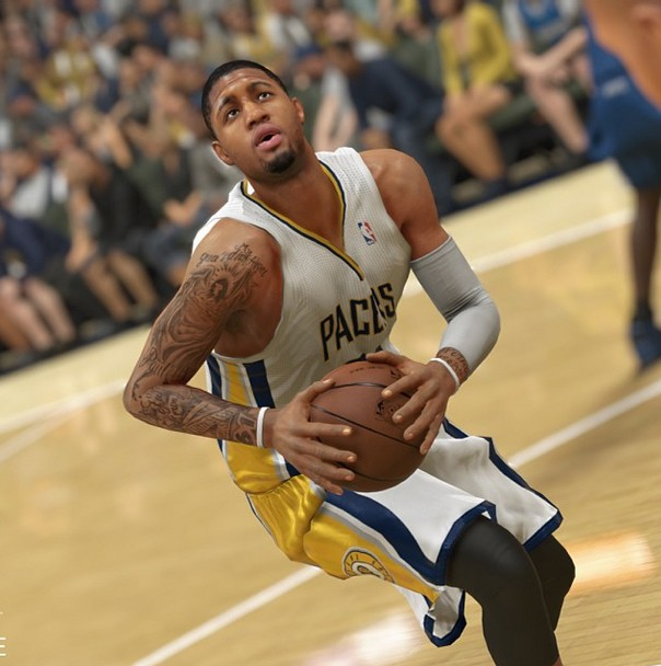 NBA 2K14 Screenshot #68 for PS4