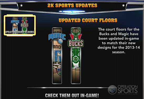 NBA 2K14 Screenshot #165 for Xbox 360
