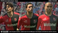 Pro Evolution Soccer 2014 screenshot #67 for PS3 - Click to view