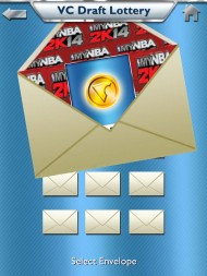 MyNBA2K14 screenshot #4 for iOS - Click to view