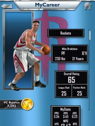 MyNBA2K14 screenshot #6 for iOS - Click to view