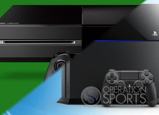 Operation Sports Screenshot #521 for Xbox 360