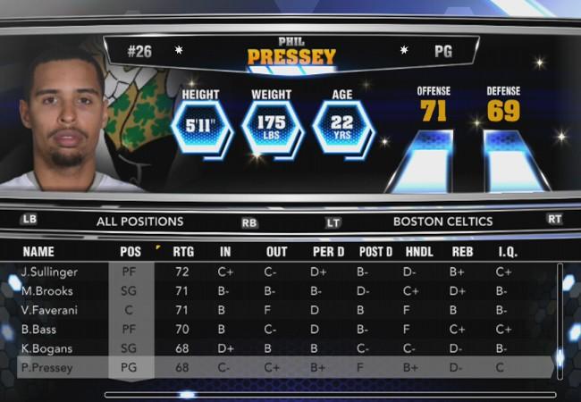NBA 2K14 Screenshot #176 for Xbox 360