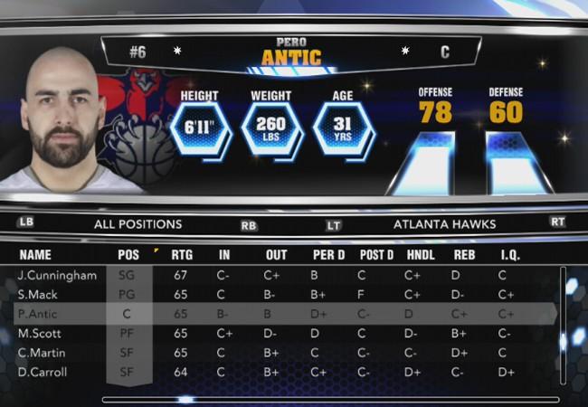 NBA 2K14 Screenshot #177 for Xbox 360
