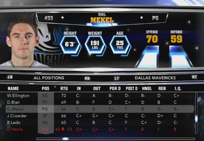 NBA 2K14 Screenshot #178 for Xbox 360