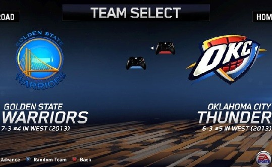 Operation Sports Screenshot #537 for Xbox 360