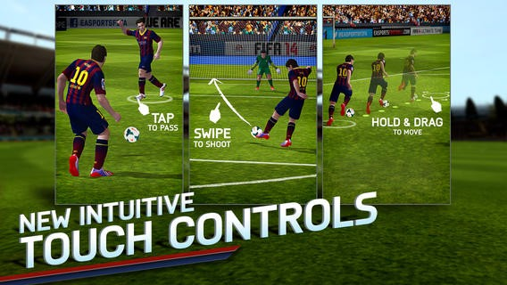 FIFA Soccer 14 Screenshot #8 for iOS