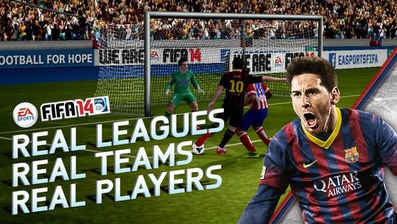 FIFA Soccer 14 Screenshot #11 for iOS