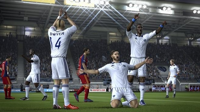FIFA Soccer 14 Screenshot #25 for Xbox One