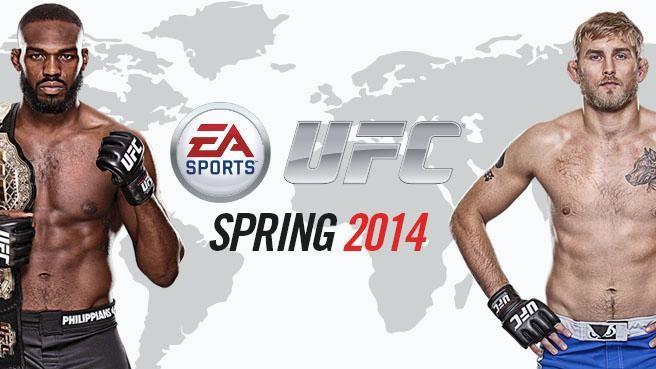 EA Sports UFC Screenshot #14 for Xbox One