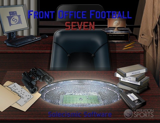Front Office Football Seven Screenshot #2 for PC