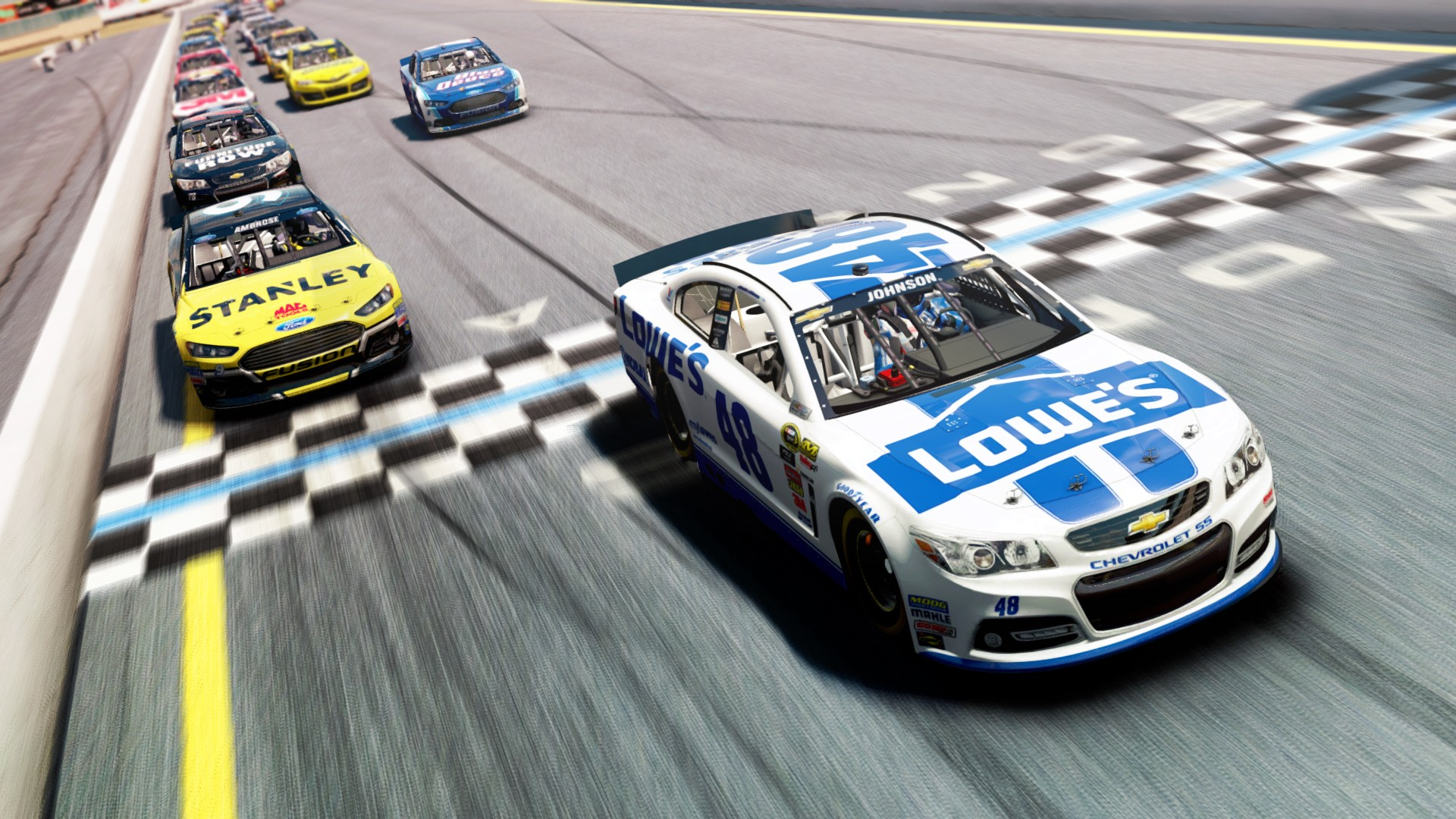 UPDATE: NASCAR 15 Patch Available Now For PlayStation
